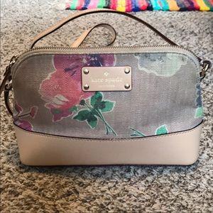 kate spade floral purse